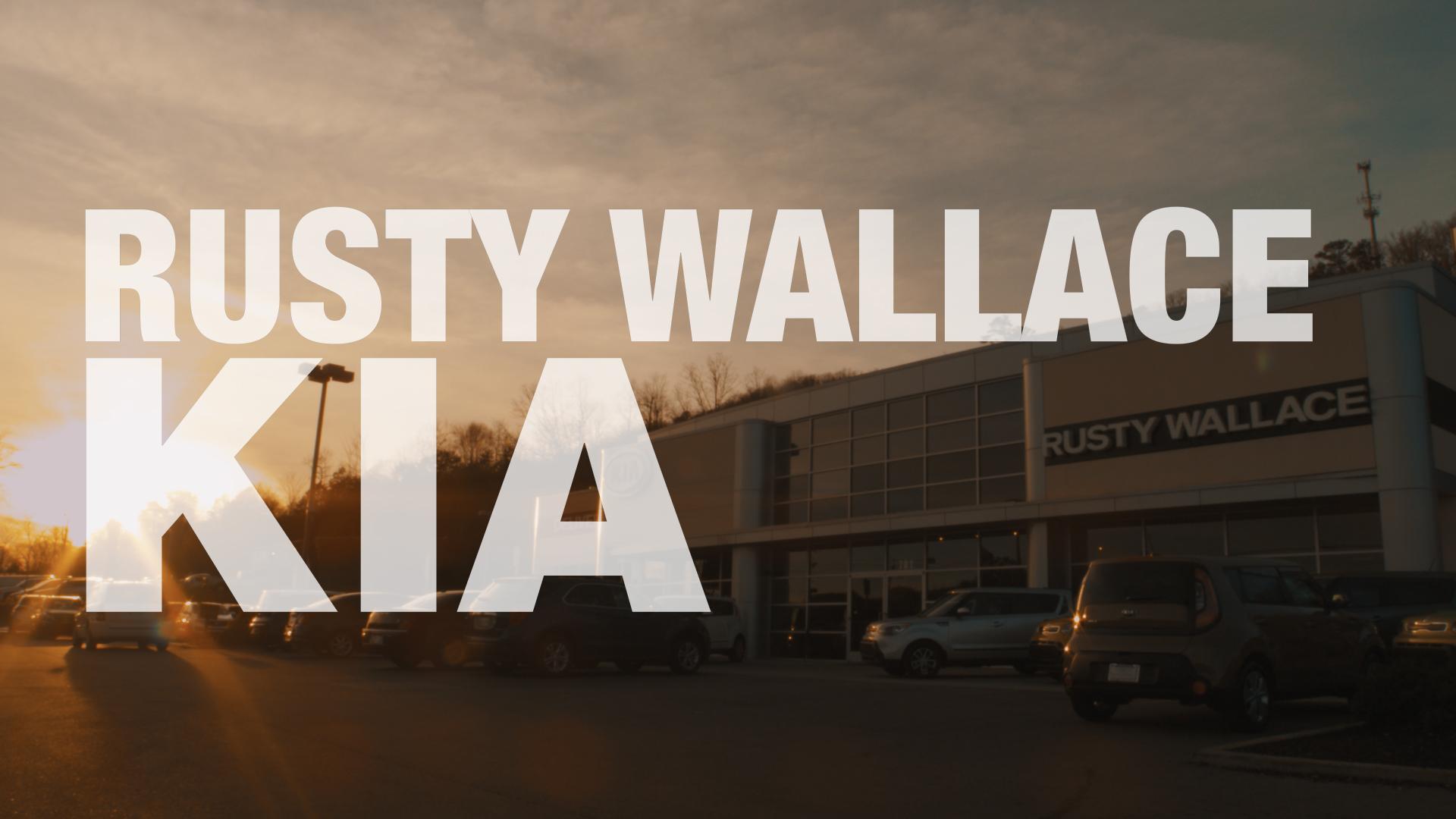 Rusty Wallace Kia