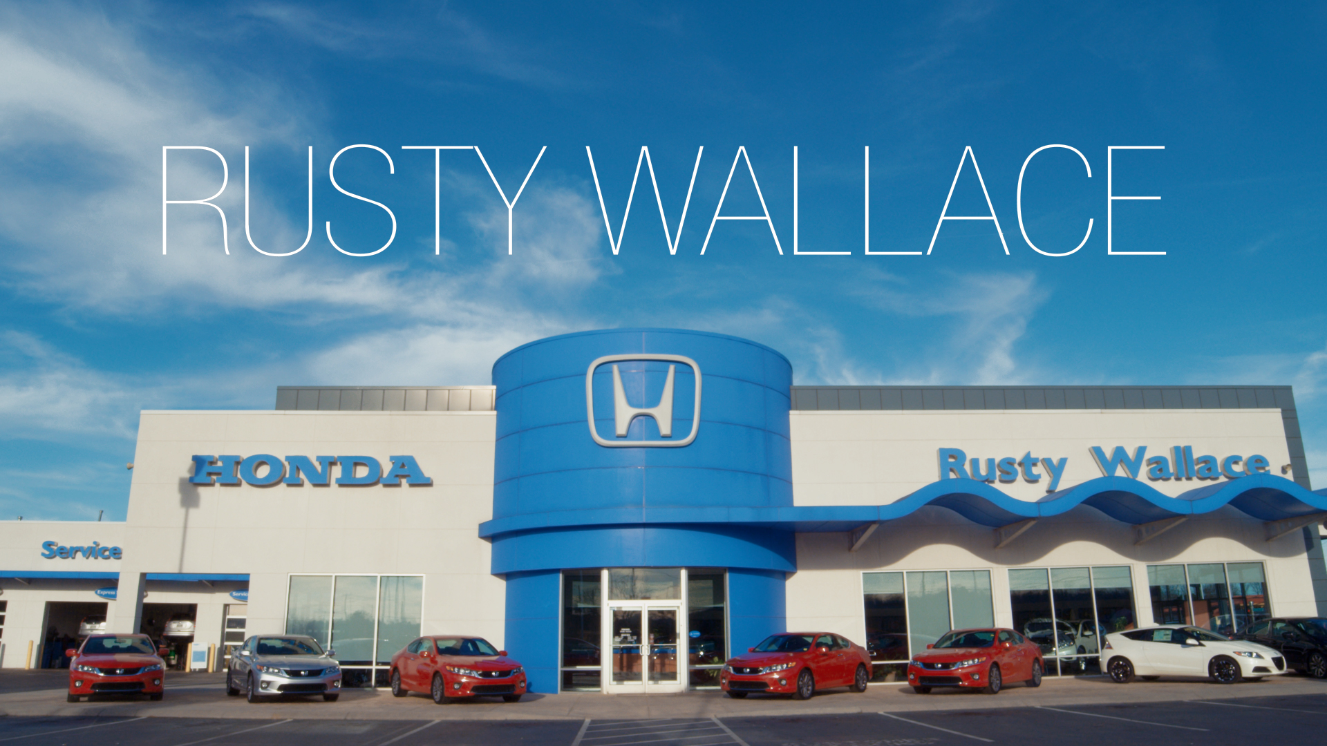 Auto archives volan media for Rusty wallis honda service