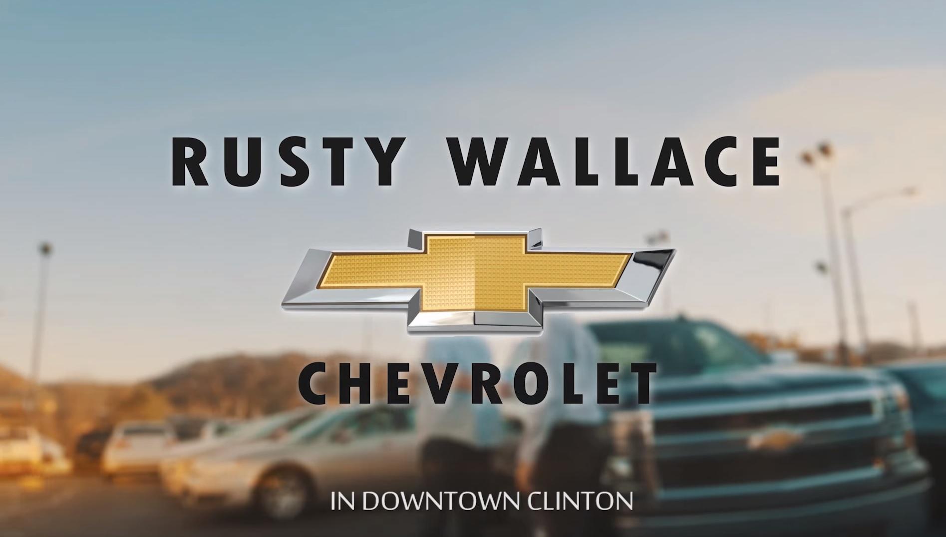 Rusty Wallace Chevrolet