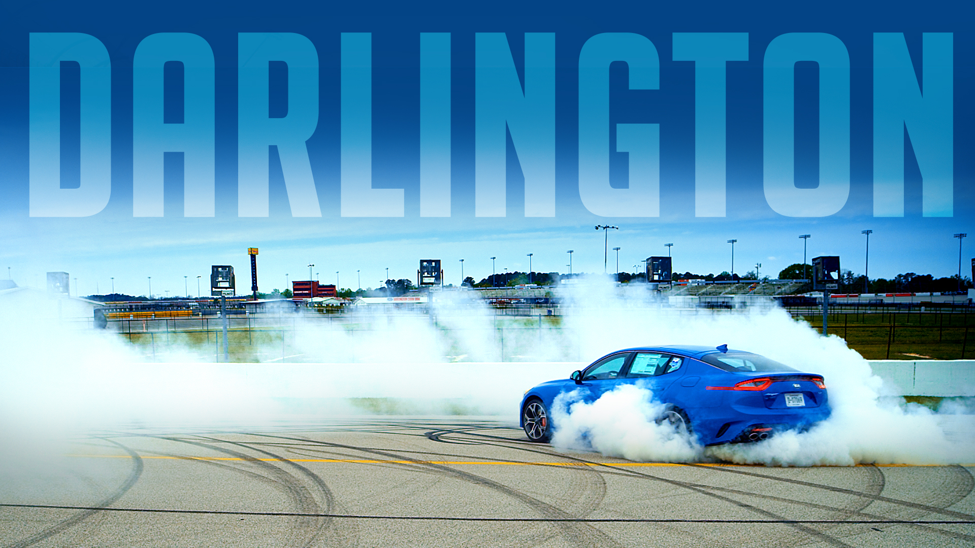 Darlington NASCAR Raceway